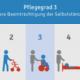 Pflegegrad 3 Leistungen