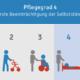Pflegegrad 4 Leistungen