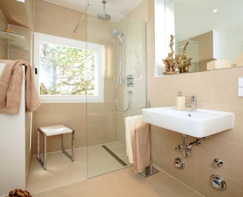 Sorgenfrei Zuhause duschen