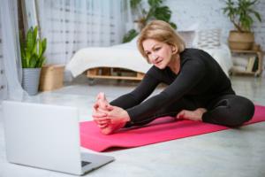 Das Seniorenleben mit Sport und Bewegung genießen